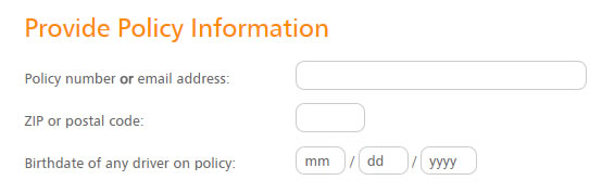 provide policy information